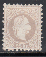 1867-80 Yvert Nº 38  MH, - 1850-1918 Keizerrijk