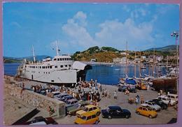 ISOLA D'ELBA - PORTO AZZURRO - Traghetto / Ferry Boat - Vg T2 - Italia