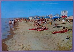 BIBIONE (Venezia) - La Spiaggia - Vg 1967  V2 - Venezia (Venice)