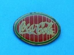 1 PIN'S //  ** COCA COLA® ** - Coca-Cola