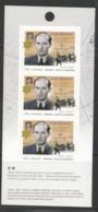2013 Raoul Wallenberg Booklet Pane Of 3  Sc 2618 - 1952-.... Elizabeth II
