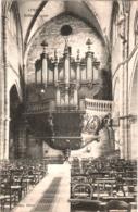 CPA 70 (Haute-Saône) Luxeuil-les-Bains - Buffet D'Orgues De La Basilique TBE 1906 - Luxeuil Les Bains
