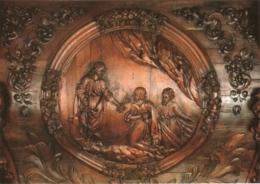 CPM 70 (Haute-Saône) Luxeuil-les-Bains - Médaillon Central De La Console D'orgue De La Basilique, Sainte-Pierre TBE - Luxeuil Les Bains