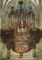 CPM 70 (Haute-Saône) Luxeuil-les-Bains - Le Grand Orgue De La Basilique TBE - Luxeuil Les Bains