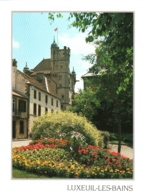 CPM 70 (Haute-Saône) Luxeuil-les-Bains - La Tour Des Echevins, Ancien Hôtel-de-Ville TBE - Luxeuil Les Bains