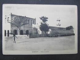 AK DJIBOUTI Police Station  Ca.1910  // D*38155 - Dschibuti
