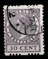1925 Tweezijdige Roltanding 30 Ct Zonder Watermerk NVPH R15 - Booklets