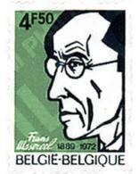 Ref. 84425 * MNH * - BELGIUM. 1972. FRANS MASEREEL . FRANS MASEREEL - Unused Stamps
