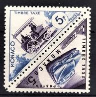 MONACO 1953  N° 46 ET 47 NEUFS** /6 - Postage Due