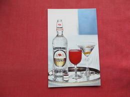 Fleischmann's Vodka    Ref 3335 - Advertising