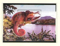 MICRONESIE 2003  CAMELEON YVERT N°B131A NEUF MNH** - Reptiles & Batraciens