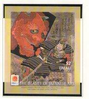 PALAU 2001 PHILANIPPON-PEINTURES JAPONAISES  YVERT N°B126 NEUF MNH** - Arts