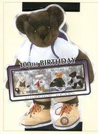 PALAU 2002  TEDDY BEARS  YVERT N°1871/74 NEUF MNH** - Enfance & Jeunesse