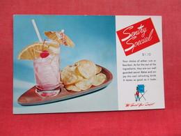 Sentry Special Drink  At Sentry Motels > --ref 3336 - Advertising