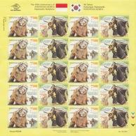 Indonesia 2013 - The 40th Anniversary Of Indonesia - South Korea Diplomatic Relations (Bukcheong, Bantengan) - Indonésie
