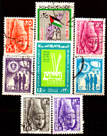 Siria-00094 - Valori Del 1964-66 (+/o) LH/Used - Senza Difetti Occulti. - Siria