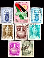 Siria-00096 - Valori Del 1966-68 (o) Used - Senza Difetti Occulti. - Siria