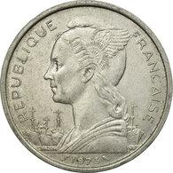 Monnaie, Réunion, 5 Francs, 1973, TTB, Aluminium, KM:9 - Réunion
