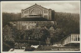 62-1013 Germany Deutschland Bayreuth Richard Wagner Festspielhaus NSDAP Parteitag Nürnberg 1934 - Allemagne