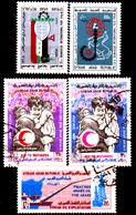 Siria-00098 - Valori Del 1968 (++/o) MNH/Used - Senza Difetti Occulti. - Siria