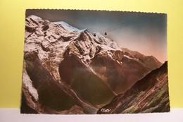 CHAMONIX   -- 2 éme Tronçon Du Téléphérique    - ( Pas De Reflet Sur L'original ) - Chamonix-Mont-Blanc