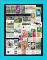 ISRAEL...LIQUIDATION...many Tabs - Lots & Kiloware (mixtures) - Max. 999 Stamps