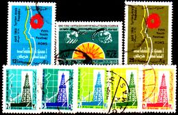 Siria-00099 - Valori Del 1968-69 (++/o) MNH/Used - Senza Difetti Occulti. - Siria