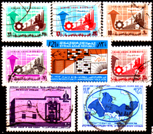 Siria-00101 - Valori Del 1969-70 (++/o) MNH/Used - Senza Difetti Occulti. - Siria