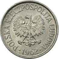 Monnaie, Pologne, 5 Groszy, 1962, Warsaw, SUP, Aluminium, KM:A46 - Pologne