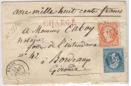 17059 - EAUZE  - CHARGE - 1849-1876: Période Classique
