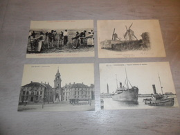 Beau Lot De 20 Cartes Postales De France   Mooi Lot Van 20 Postkaarten Van Frankrijk  - 20 Scans - Postkaarten