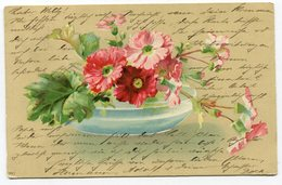 CPA - Carte Postale - Fantaisie - Bouquet De Fleurs (M8484) - Fleurs