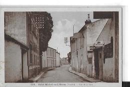 SAINT MICHEL EN L HERM N 229  RUE DE LA GARE      DEPT 85 - Saint Michel En L'Herm