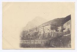 SAINT MICHEL De MAURIENNE ( Ancienne Ville) - Dos Simple - Bon état - Saint Michel De Maurienne
