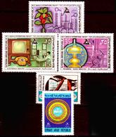 Siria-00105 - Valori Del 1971 (+/o) LH/Used - Senza Difetti Occulti. - Siria
