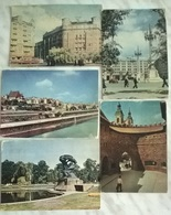 5 CART. WARSZAWA   (321) - Cartoline