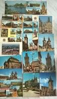 16 CART . PRAGA   (33) - Cartoline