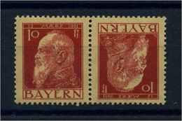 BAYERN 1911 ZD Nr K2 Postfrisch (107111) - Bayern