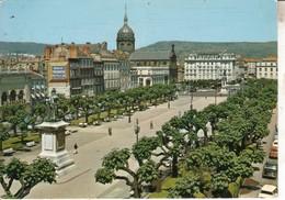 63C04B2 CPMGF 63 - 5. CLERMONT FERRAND  LA PLACE DE JAUDE          V1969 - Clermont Ferrand