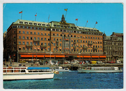 STOCKHOLM      GRAND   HOTEL           (VIAGGIATA) - Svezia