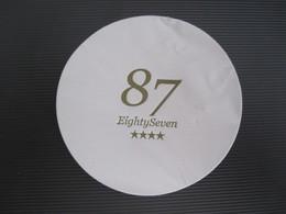 HOTEL ALBERGO PENSION MOTEL PENSIONE EIGHTY SEVEN 87 ROMA ROME ITALY - Hotel Labels