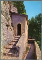 °°° Cartolina N. 49 Santuario Francescano Del Presepio Greccio Nuova °°° - Rieti