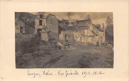 02-TROYON-SUR-AISNE- VUE GENERALE 1914/1915 - Other Municipalities