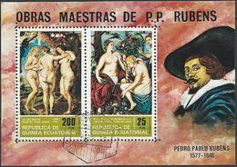 REPUBLICA DE GUINEA ECUATORIAL 1973 Mi-Nr. Block 78 O Used - Äquatorial-Guinea