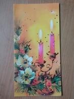 Kov 3069 - New Year, Bonne Annee, 10x19 CM Dimensions - Nouvel An