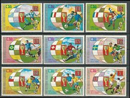 REPUBLICA DE GUINEA ECUATORIAL 1973 Mi-Nr. 275/86 ** MNH - Äquatorial-Guinea