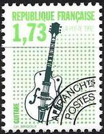 France 1992 - Mi 2920 - YT Po 224 ( Musical Instruments : Guitar ) MNH** - Préoblitérés