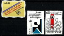 Naciones Unidas Oficina De Ginebra Nº 96/98 En Nuevo - Ginebra - Oficina De Las Naciones Unidas