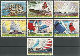 REPUBLICA DE GUINEA ECUATORIAL 1976 Mi-Nr. 784/90 ** MNH - Äquatorial-Guinea
