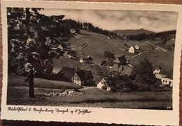 Cpa Rudolfstal I. Isergebirge Bei Reichenberg, (Liberec ?), Allemagne, République Tchèque - Czech Republic